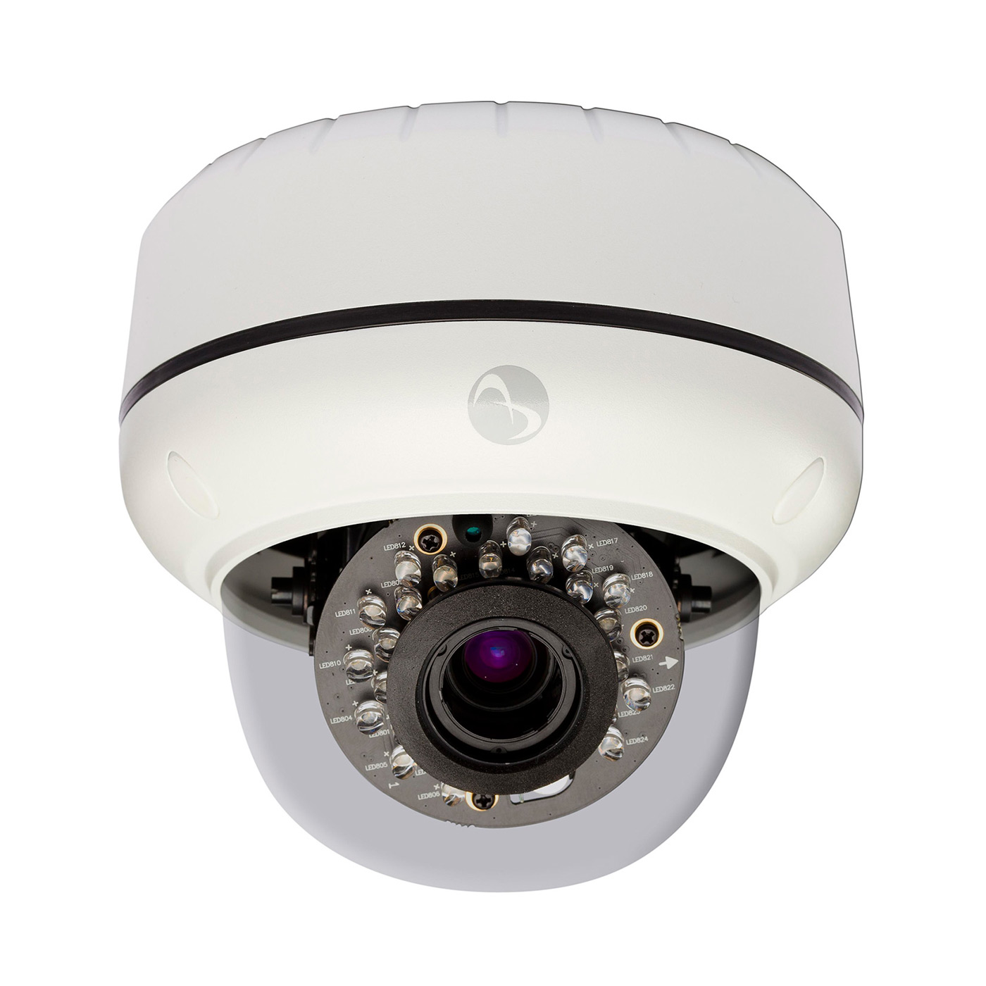 Pro 600 610 mini dome illustra cameras publicscrutiny Gallery